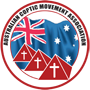 Australian Coptic Movement Logo