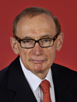 Senator The Hon Bob Carr (Labor NSW) Official Portrait 16 March 2012
