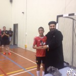 Abanoub Mikhail wins SAYC Best Player for Season 2