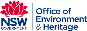 NSW Environment and Heritage dept logo